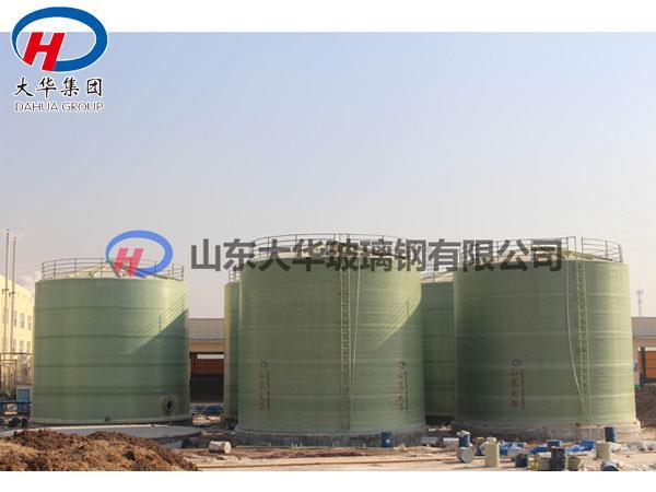 大型储罐2015年莒南三方化工有限公司